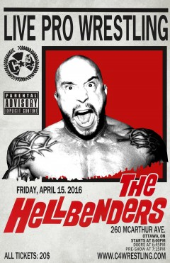 C*4 Presents THE HELLBENDERS